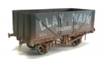 Dapol 7F-080-020W 8 Plank Wagon Llay Main 954 Weathered